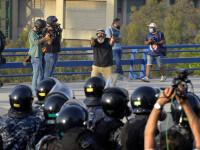 Incidente violente în Liban. Ce au cerut protestatarii