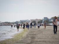 Peste 15.000 de români au ajuns de Rusalii pe litoral. De unde au venit cei mai mulți
