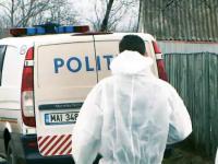 Autorul crimei oribile de la Vişeu ar fi chiar tatăl copiilor victimei. De ce l-au salvat poliţiştii