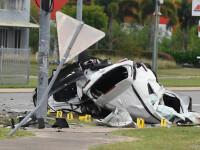 Accident tulburător. Patru minori au murit într-un grav accident de circulație. Cel care conducea avea 14 ani. GALERIE FOTO