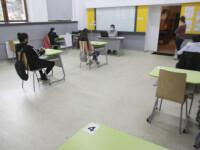 Elevă din Suceava, diagnosticată cu Covid-19. Cursurile au fost suspendate. Reacția DSP