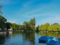 Dosar penal pentru un tânăr care și-a făcut nevoile într-un lac din Cluj. Poate primi 2 ani de închisoare