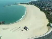 Stațiunile de pe litoral care au cea mai bună apă pentru scăldat. Raport al Comisiei Europene