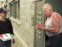 Un pensionar din Belgia este hărțuit cu pizza de aproape un deceniu