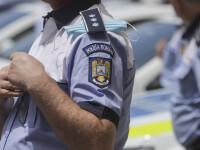 Zeci de polițiști sunt în izolare, după ce doi colegi au fost depistați pozitiv cu Covid-19