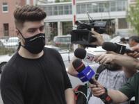 """Alexandru Bălan """"Colo"""" a fost eliberat. Nu mai are voie să posteze nimic online și nici să facă vlogging"""
