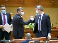 Parlamentarii refuză menținerea stării de alertă pe teritoriul întregii țări