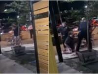 VIDEO. Incident șocant. Un bărbat și-a mâncat mâinile în timp ce era arestat și a murit la scurt timp