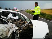 Accident cumplit între Tulcea și Constanța. O fată de 25 de ani a murit
