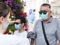 Românii vor fi alertați pe mobil dacă intră în zone contaminate cu Covid-19