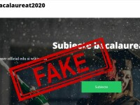 Un site fals susține că vinde subiectele de Bac care vor fi date la examen