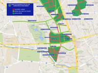 Zonele pietonale din Capitală, reconfigurate. Pe unde nu mai ai voie să circuli cu mașina