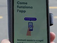 Italia a lansat prima aplicație de monitorizare a persoanelor infectate cu Covid-19