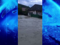 România, devastată de furtuni noaptea trecută. Viiturile au măturat totul în cale