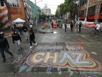 """Ce este CHAZ, cel mai nou """"teritoriu autonom"""" din SUA"""