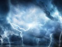 Cod galben de furtuni în 19 județe. Harta zonelor afectate