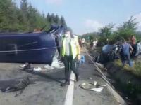 Unul dintre șoferii morți în accidentul din Vrancea urma să candideze pentru postul de primar