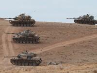 """Operațiunea """"Gheare de Vultur"""". Turcia i-a atacat aerian și terestru pe kurzii din Irak"""