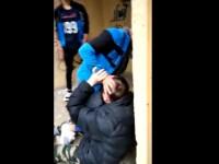 Doi adolescenți reţinuti după ce au bătut un băiat de 15 ani, la Timişoara. A fost reținut și cel care a filmat