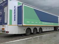 Unitate mobilă de terapie intensivă, oferită SJ Suceava. Pentru asta, Mandachi a vândut metrul de autostradă
