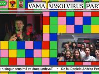 Absolvirus Party. Cum a decurs petrecerea de absolvire online organizată de trupa Vama