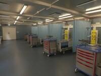 """Cum arată spitalul construit de Asociația """"Dăruiește Viață"""