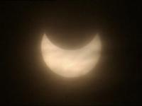 Cum a fost trăită eclipsa de soare pe Stația Spațială Internațională