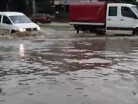 România, sub cod portocaliu de ploi torenţiale. Zeci de localități au fost inundate