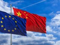 """Acordul dintre UE și China privind investițiile nu va fi ratificat. """"Mediul nu este propice"""""""