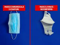 Fostul șef al Unifarm ar fi achiziționat măști folosite de personalul sanitar pentru schimbarea scutecelor bebelușilor
