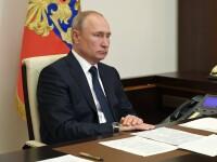 """Cum încearcă Putin să îi """"mituiască"""" pe ruși ca să îl voteze președinte până în 2036"""