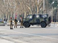 Italia a trimis armata să închidă o