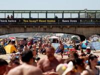 Belgia a început urmărirea telefoanelor mobile pentru a limita aglomerația de pe litoral