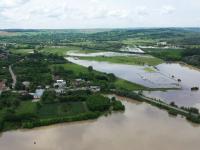 Cod galben de inundaţii pe râuri din şase judeţe. Până când e valabilă avertizarea