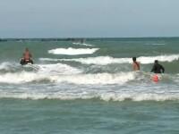 Băiatul dispărut în mare, la Mamaia, a fost găsit mort după 3 zile
