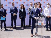 Alegeri locale 2020. Alianța USR-PLUS a anunțat candidații pentru primăriile din București