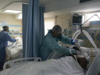 """Spitalul din România în care aproape toți medicii s-au îmbolnăvit de Covid-19. """"Ar trebui să-i mulțumim lui Dumnezeu"""""""