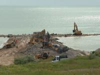 Extinderea plajelor de pe litoralul românesc intră într-o nouă etapă. Urmează 2 Mai și Vama Veche