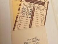 O femeie a returnat o carte la bibliotecă după 52 de ani de la împrumut