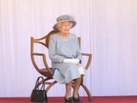 Paradă militară la Windsor. A fost celebrată oficial ziua de naştere a reginei Elisabeta a II-a
