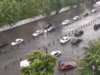 Ploile s-au dezlănțuit în toată țara, iar meteorologii nu au vești deloc bune