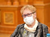 Renate Weber a dat în judecată Camera Deputaţilor şi Senatul, după revocarea din funcţie