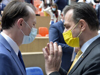 """Orban, acuzații dure: """"lovitură de partid"""" la PNL. Despre Cîțu: """"În locul lui mi-ar fi rușine"""""""
