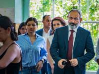Alegeri în Armenia. Secţiile de votare s-au închis. Primele rezultate, aşteptate după câteva ore