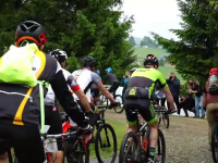 """""""Via Transilvanica"""" a găzduit o competiție cu sute de participanți. Traseul a fost gândit de Tibi Ușeriu"""