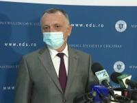 Sorin Cîmpeanu: Elevii ar urma să fie testaţi de două ori pe săptămână