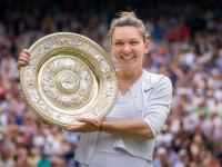 Simona Halep s-a retras de la Wimbledon din cauza accidentării la gambă