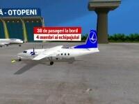 Anchetă: Cauza unui incident de zbor grav cu o aeronavă TAROM - discuţii
