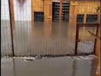 În mai multe zone din țară a fost potop. Urmează un nou val de caniculă