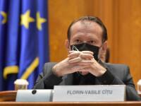 Rezultatul restructurării derulată de Cîțu: La nivelul Ministerului Finanțelor a fost concediată o singură persoană